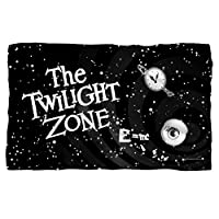 "Another Dimension - The Twilight Zone - Fleece Throw Blanket (36""x58"")"