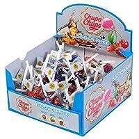 Chupa Chups 无糖 棒棒糖 多口味缤纷装 50根