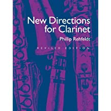 New Directions for Clarinet (The New Instrumentation Series Book 4) (English Edition)