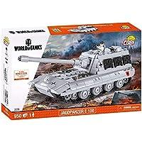 COBI 拼插类玩具 坦克世界  Jagdpanzer E 100