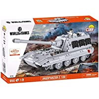 COBI 拼插類玩具 坦克世界  Jagdpanzer E 100