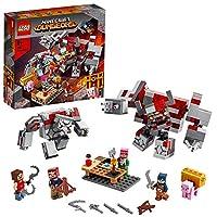 LEGO 乐高 Minecraft 红石之决战 21163