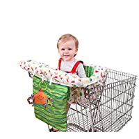 Eric Carle Shopping Cart Cover