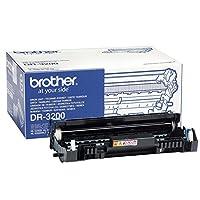 Brother DR 3200鼓 (25000页) 适用于 DCP DCP-8085DN/HL - 5340d/5350 DN/5350dnlt/5370dw/DN/MFC MFC-8880DN/8890dw
