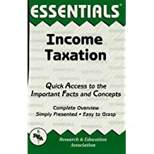 Income Taxation Essentials (Essentials Study Guides) (English Edition)