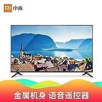 MI 小米 电视4S 50英寸智能平板液晶电视L50M5-AD 2G+8G 4K 蓝牙语音遥控器(亚马逊自营商品, 由供应商配送)