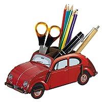 Werkhaus VW 經典大眾甲殼蟲鉛筆架 - 紅色