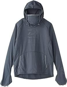 Daiwa 达亿瓦 BUG BLOCKER 防蚊长袖连帽衫 石灰色 3XL DE-51020