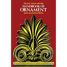 Handbook of Ornament (Dover Pictorial Archive) (English Edition)