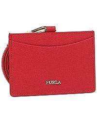 Furla 芙拉 女式 LINDA 小号 卡包 921886-RUB 红宝石色 10 * 1 * 8cm