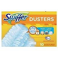 Swiffer Dusters 补充薰衣草香草和舒适 10 ea 10 CT 10