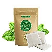 瑞果ruikko茶籽宝宝茶籽粉宝宝餐具婴儿奶瓶清洗剂3包