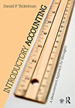 Introductory Accounting: A Measurement Approach for Managers (English Edition)
