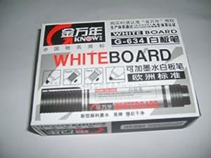 金万年G-634白板笔 (黑色)