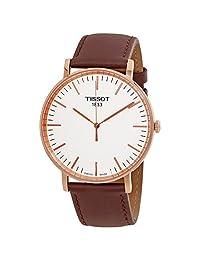Tissot 天梭 瑞士品牌 魅时系列 石英男士手表 T109.610.36.031.00