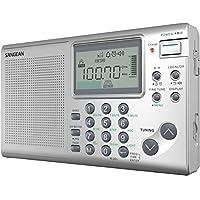 SANGEAN 山进 ATS-405 FM立体声/AM/短波 全波段收音机
