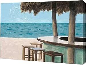 "PrintArt GW-POD-52-322SUL1029A-30x21 ""逃生和重生"" Myles Sullivan 画廊装裱艺术微喷油画艺术印刷品 16"" x 11"" GW-POD-52-322SUL1029A-16x11"