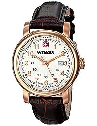 WENGER 威戈 瑞士品牌 Urban Classic 石英手表 女士腕表01.1021.108