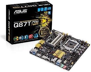 ASUS 华硕 迷你ITX DDR3 1600 LGA 1150主板Q87T / CSM