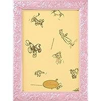 拼图框 迪士尼* 艺术手办相框 108片用 珍珠粉色(18.2x25.7cm)