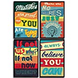 励志灵感引言海报