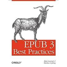 EPUB 3 Best Practices: Optimize Your Digital Books (English Edition)