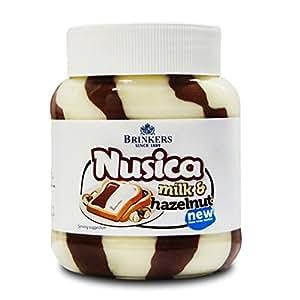 Nusica 纽斯卡 牛奶榛子可可酱 400g(荷兰进口)