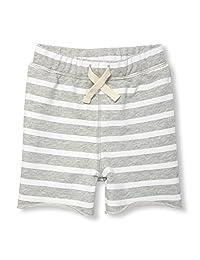 The Children's Place 男宝宝毛圈布运动短裤
