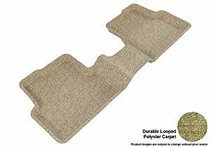 3D MAXpider 定制脚垫 适用于精选雪佛兰声波车型 - 经典地毯 棕褐色 L1CH02922202