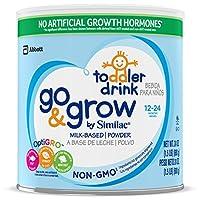 Similac 雅培 Go & Grow 婴幼儿奶粉 24盎司(680g/罐)6罐装(12-24个月)(新老包装 随机发货)