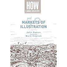 50 Markets of Illustration: A Showcase of Contemporary Illustrators (English Edition)