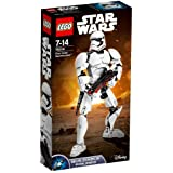 LEGO 乐高 Star Wars星球大战系列First Order 风暴骑兵75114 7-14岁 积木玩具