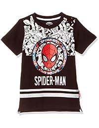 Disney 迪士尼童装 男童 针织T恤
