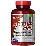 MET-Rx 活性男性复合维生素补充剂 90 粒 针对活跃男性及男性运动员的复合维生素 维生素及矿物质