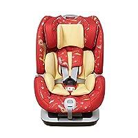 Baby first 宝贝 汽车儿童安全座椅太空城堡-星空红