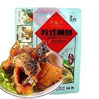 天福号200g自立袋苏式熏鱼老北京 熟食 肉干肉脯 真空包装 美食 食品