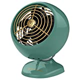 Vornado VFAN Mini Classic Personal Vintage Air Circulator, Green