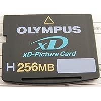 Olympus 202030 H-256 MB xD 图片卡(零售包装)