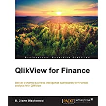 QlikView for Finance (English Edition)