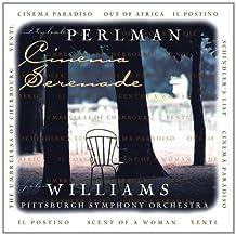 进口CD:帕尔曼的电影琴声1:夜曲(CD)SK63005