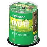 Victor Victor 录像用DVDVHR12JP100SJ1 1次录像用 100枚(スピンドルケース)