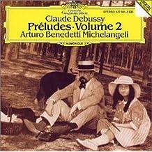 进口CD:德彪西前奏曲2(4273912)