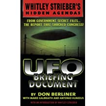 UFO Briefing Document: The Best Available Evidence (English Edition)