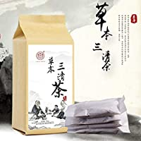 【共80小包,消除口臭】三清茶袋装袋泡茶口香茶清新口气清润茶160g
