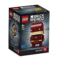 【NEW 上新 1月新品】 LEGO 乐高 拼插类玩具 BrickHeadz 方头仔系列 乐高方头仔-闪电侠 41598 10+岁 积木玩具