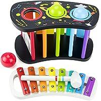 Space Adventure Pound & Tap 长椅,带滑出木琴,Imagination Generation 出品