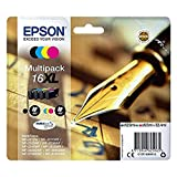 Epson 16XL Series Multipack Ink Cartridges - Multi-coloured