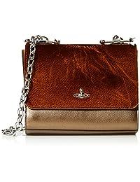 Vivienne Westwood 女式 斜挎包 SHEFFIELD 131240(亚马逊进口直采,英国品牌)