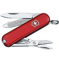 Victorinox 维氏军刀 瑞士多功能军刀 典范系列 0.6223 红色(58毫米 7种功能)
