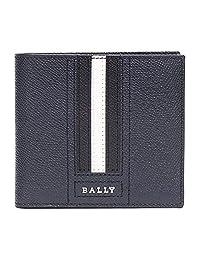 BALLY 巴利 男士皮质短款钱包钱夹 TRASAI LT